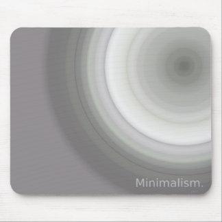 cojín de ratón del minimalism tapetes de ratones
