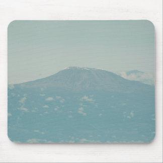 Cojín de ratón del monte Kilimanjaro Tapete De Ratón