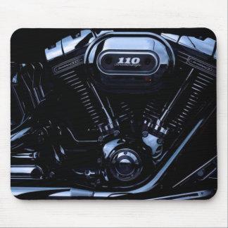 Cojín de ratón del motor de la motocicleta de tapete de ratón