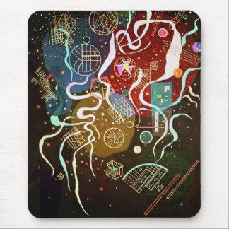 Cojín de ratón del movimiento I de Kandinsky Tapete De Raton