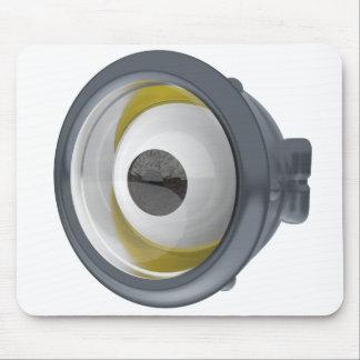 Cojín de ratón del ojo alfombrilla de raton