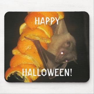 Cojín de ratón del palo de Halloween Alfombrillas De Raton