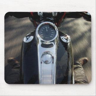 Cojín de ratón del paseo 2 de la motocicleta tapetes de raton
