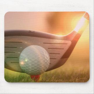 Cojín de ratón del Putter del golf Alfombrilla De Ratones