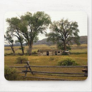 Cojín de ratón del rancho de Montana Mouse Pads