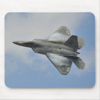 Cojín de ratón del rapaz F-22 Tapetes De Raton