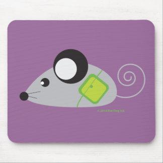 Cojín de ratón del ratón del mensajero mousepad