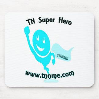 Cojín de ratón del superhéroe del TN Tapete De Raton