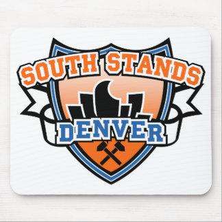 Cojín de ratón del sur de Denver Fancast de los so Tapete De Ratones