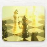 Cojín de ratón del tablero de ajedrez alfombrilla de raton