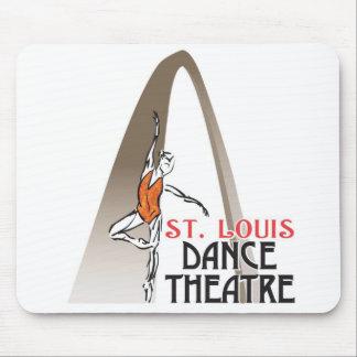 Cojín de ratón del teatro de danza de St. Louis Tapete De Ratón