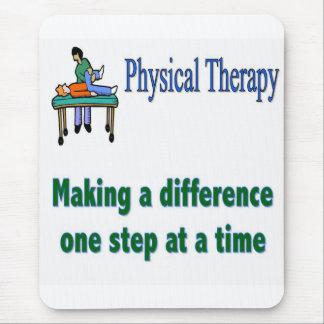 Cojín de ratón del terapeuta físico mouse pads