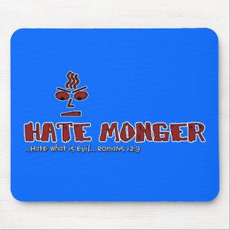 Cojín de ratón del tratante del odio tapete de ratón