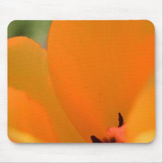 Cojín de ratón del tulipán alfombrilla de ratón