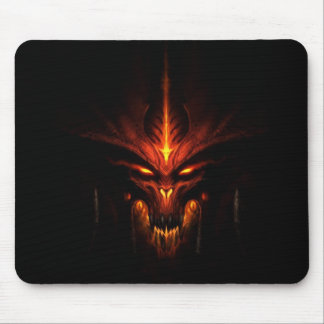 Cojín de ratón Diablo3 Mousepad