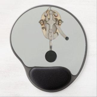 Cojín de ratón dominante del gel del ordenador del alfombrillas de ratón con gel