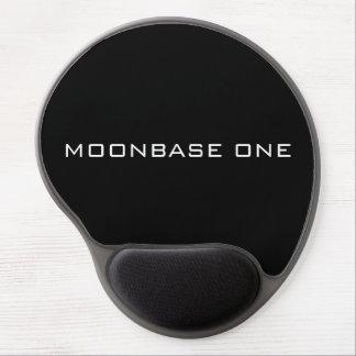 Cojín de ratón ergonómico del foro de MOONBASE UNO Alfombrilla Para Ratón De Gel