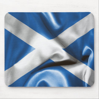 Cojín de ratón escocés de la bandera mouse pads