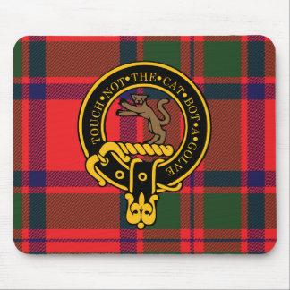 Cojín de ratón escocés resistente del escudo y del
