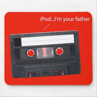 cojín de ratón iPod Tapete De Ratón