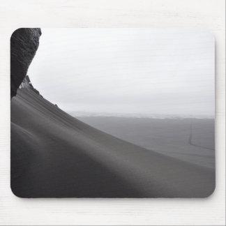 Cojín de ratón islandés de la duna de arena mouse pads
