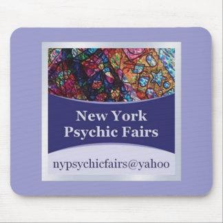Cojín de ratón justo psíquico de Nueva York Tapete De Raton