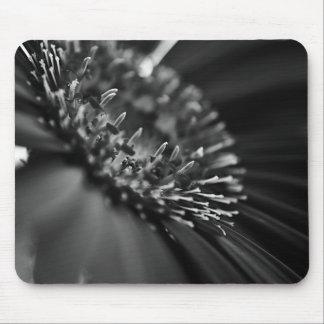 Cojín de ratón macro de la flor alfombrillas de ratón