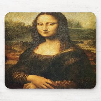 Cojín de ratón: Mona Lisa Alfombrilla De Ratones