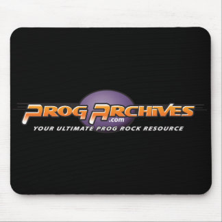 cojín de ratón oficial de Progarchives.com Mouse Pads