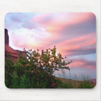 Cojín de ratón paisaje de Moab, Utah Tapetes De Ratón