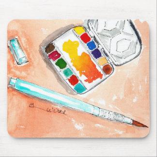 ¡Cojín de ratón para el artista dentro de usted! Mousepad