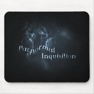 Cojín de ratón paranormal de la inquisición alfombrillas de ratones