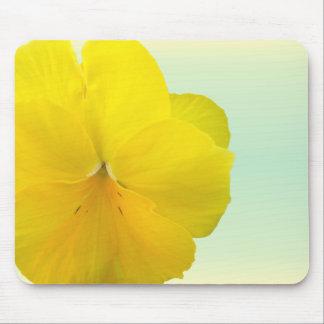 Cojín de ratón - pensamiento amarillo a lápiz alfombrilla de ratones