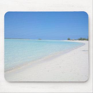 Cojín de ratón - playa tropical tapetes de ratón