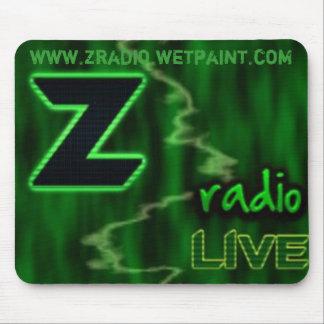 Cojín de ratón - radio de Z viva Tapetes De Ratón