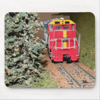 # cojín de ratón Railroading modelo 9 Mousepads