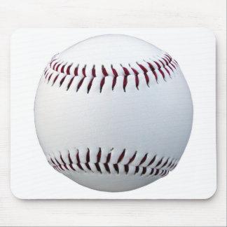 Cojín de ratón real del béisbol alfombrilla de ratones