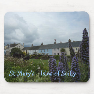 COJÍN de RATÓN - St Mary, islas de Scilly Mouse Pads