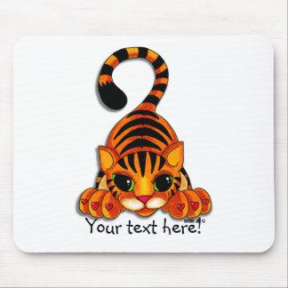 Cojín de ratón - Tiggy el tigre Tapetes De Ratones