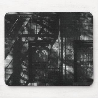 Cojín de ratón, vida urbana tapetes de raton
