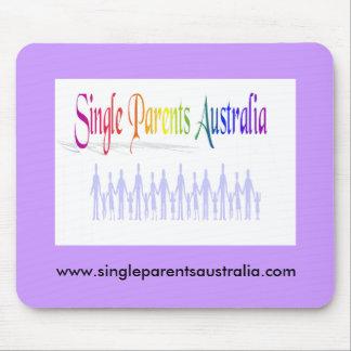 cojín de ratón www.singleparentsaustralia.com alfombrilla de ratón