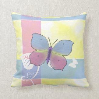 Cojín Decorativo - Mariposa