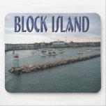 cojín del Block Island Alfombrillas De Raton
