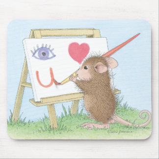 Cojines de ratón de Designs® del Casa-Ratón Alfombrilla De Raton