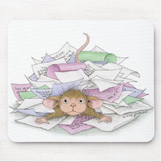 Cojines de ratón de Designs® del Casa-Ratón Alfombrilla De Ratones