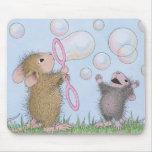 Cojines de ratón de Designs® del Casa-Ratón Tapetes De Raton