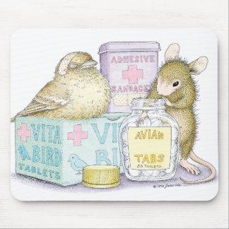 Cojines de ratón de Designs® del Casa-Ratón