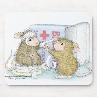 Cojines de ratón de Designs® del Casa-Ratón Tapetes De Ratón