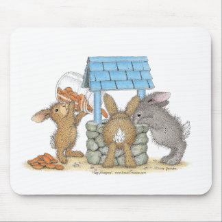 Cojines de ratón de HappyHoppers® Tapetes De Raton