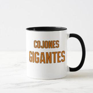 Cojones Gigantes Mug